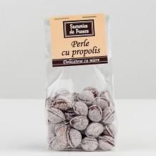 Dropsuri cu propolis